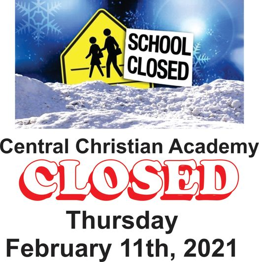 No School – Thursday, February 11